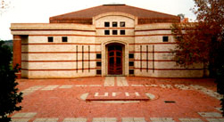 De Beers Art Gallery - University of Fort Hare - image by Brian Williams